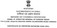 Import / Export Certificate