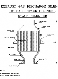 Stack / Bypass Stack Silencer